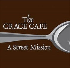 The Grace Café - St. Thomas logo